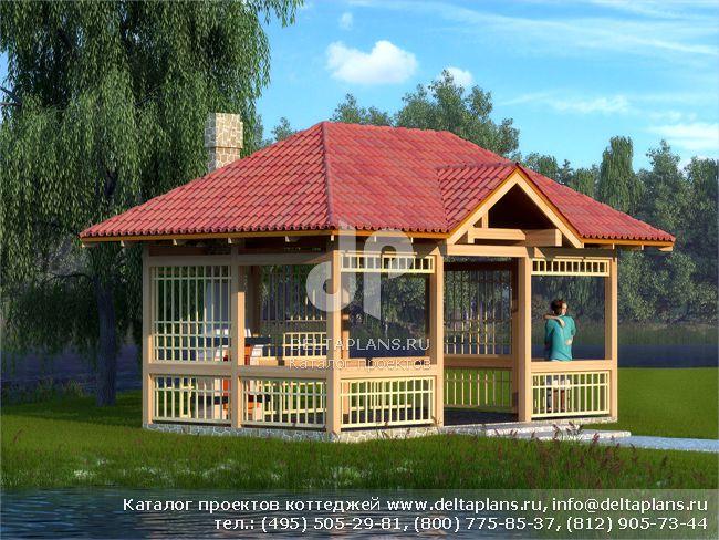 Каркасный дом. Проект № C-026-2S