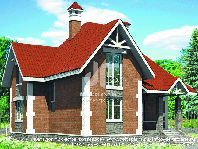 Проекты домов и коттеджей Готовые проекты частных