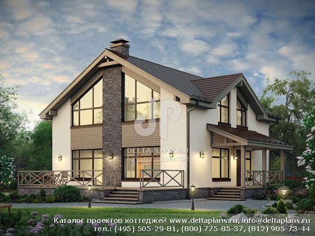 Проект дома I-192-1P