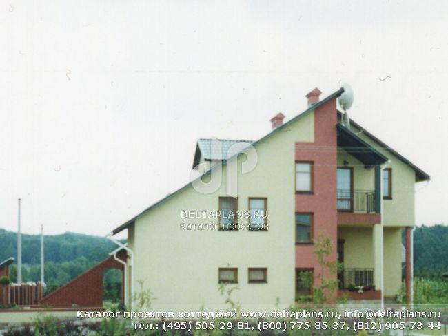 Проект дома <u>J-163-1K</u>