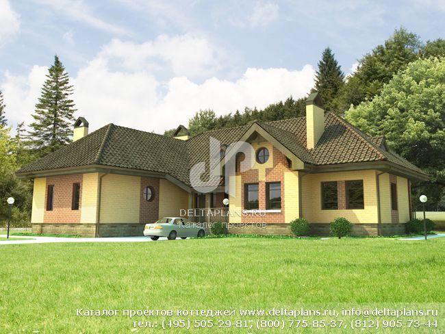 Проект дома <u>J-229-1K</u>