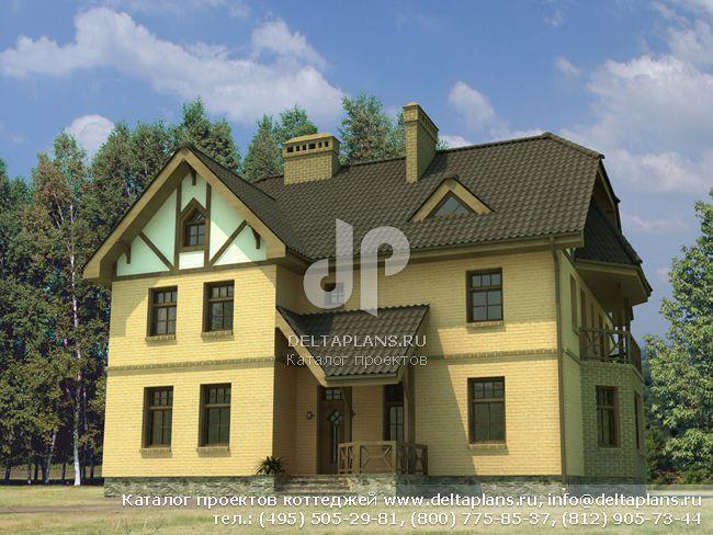 Проект дома <u>J-250-1K</u>