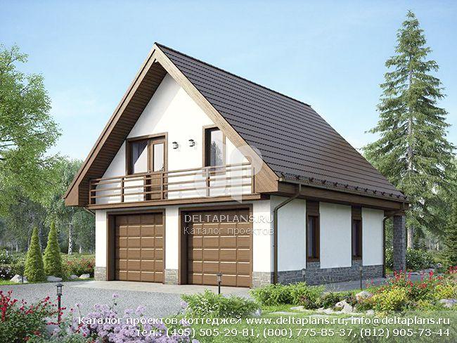 Кирпичный дом. Проект № U-149-1K