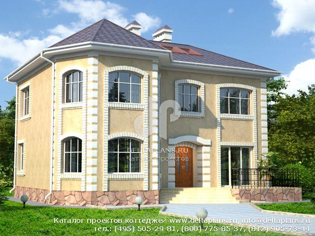 Проекты домов с гаражом - geo-comfortru